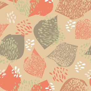 flock in coral
