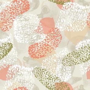 murmurations in coral