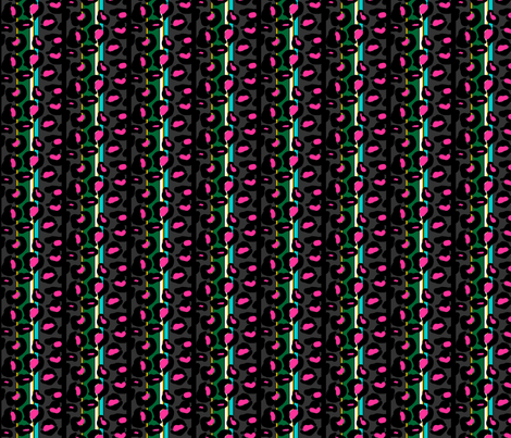 Mid Leopard 3 fabric by spunky_eclectic on Spoonflower - custom fabric