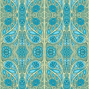 Swoopy Bloom Nouveau