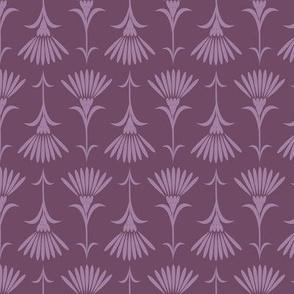 Flora - Dusty Purple & Lavender
