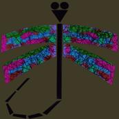 Dragonfly - Green