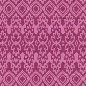 Boho Chic - Magenta & Pink