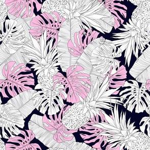 line pinky tropics
