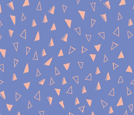 Tumbling-triangles-periwinkle-peach-on-periwinkle-01_shop_preview