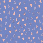 Tumbling-triangles-periwinkle-peach-on-periwinkle-01_shop_thumb
