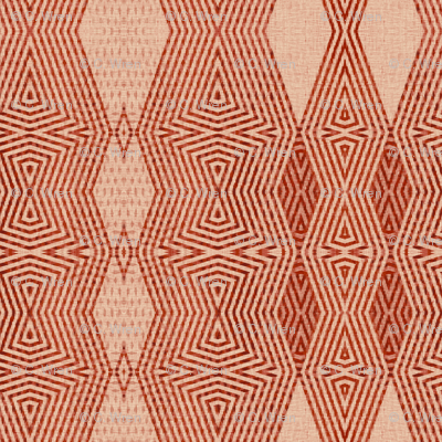 ikat-cavern_clay_red_blush