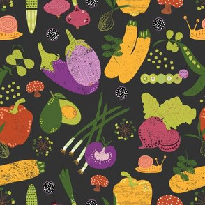Vegetables Jubilee