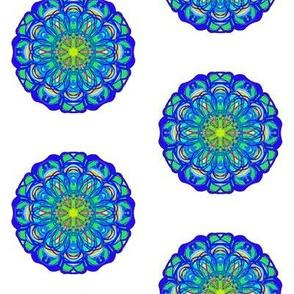 Cool Fiesta Flower Spots