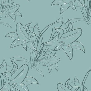 Lily Sketch 2