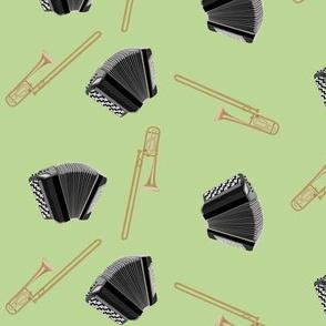 accordion fabric, wallpaper & home decor - Spoonflower