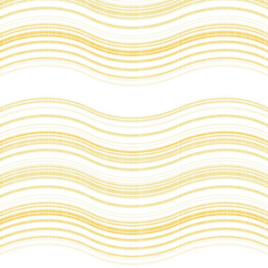 subtle wave - yellow