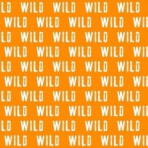 (small scale) wild (orange) C19BS