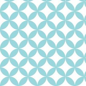 Shippou Circles - Sky Blue