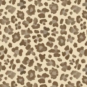 """6"""" Leopard Print"""