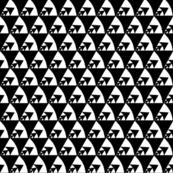 Vertice black and white