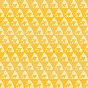 Vertice yellow gradient
