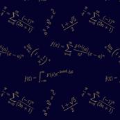 Formulas navy blue