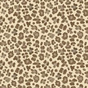 """4"""" Leopard Print"""