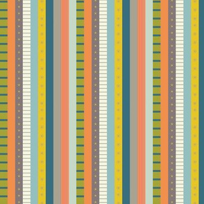 Out In Space - Extra Fun Stripe