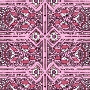 Those Prim Pink Victorians