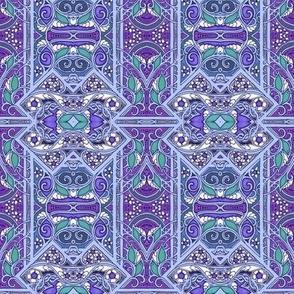 Slice of Purple Spring
