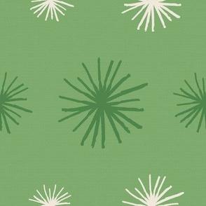 Starbursts | Green