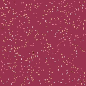 Scatter Dot | Cerise