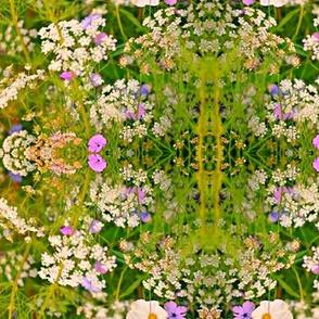 April showers flowers