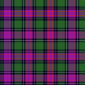 New Hampshire official state tartan, 2""