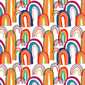 Maximal rainbows