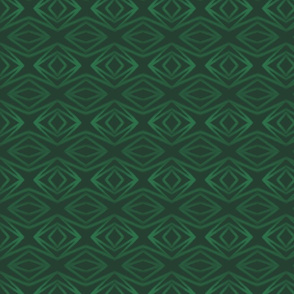 Evergreen Forest Green Tone on Tone