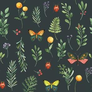 Butterfly Garden // Cape Cod