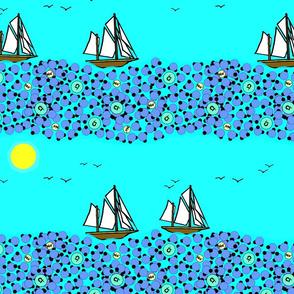 Sailing the Salty Seas