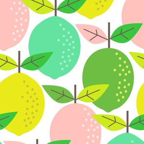 pink lemonade,  large print