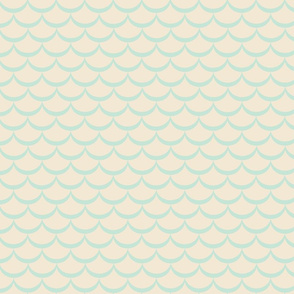 Waves Mint on Putty