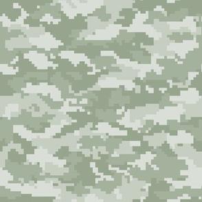 Digital Camouflage - Sage Camouflage - LAD19