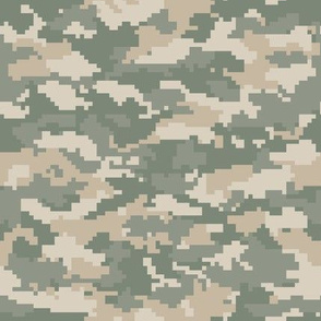 Digital Camouflage - Original Light Camouflage - LAD19