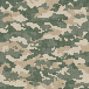 Digital Camouflage - Original Light Camouflage 2 - LAD19