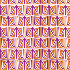 Lapun purple orange