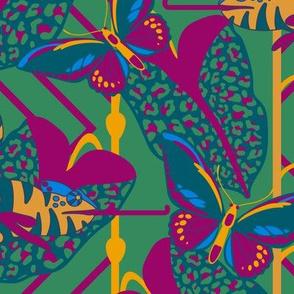 Chameleon Kaleidoscope