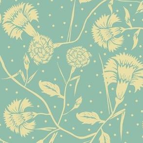 Nouveau Carnations