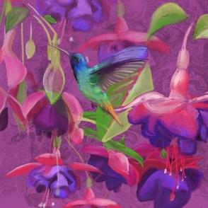 Fuchsia Plum