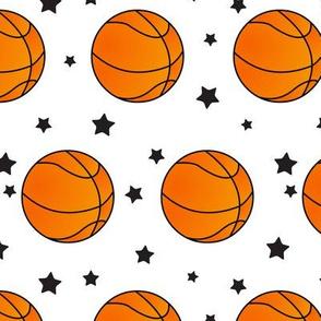 Basketball Star - White