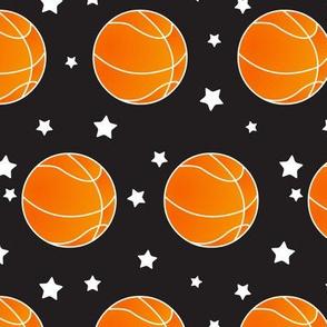 Basketball Star - Black