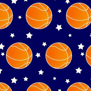 Basketball Star - Blue