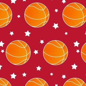 Basketball Star - Red