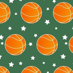 Basketball Star - Green