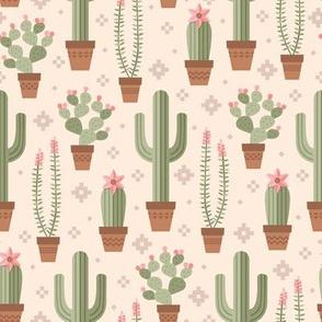Desert Cacti (Small)