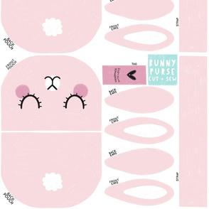 Bunny Pouch Cut + Sew